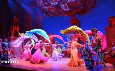 Special Orpheum Menu: Aladdin